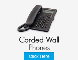 Panasonic Corded Wall Phones