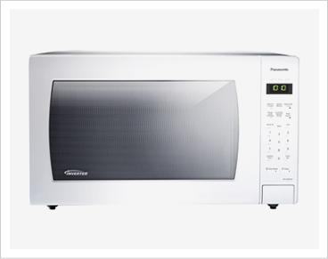 Panasonic Nn Sn936w 2 2 Cu Ft Countertop Microwave