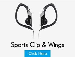 SportClip Headphones