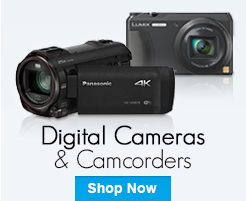 Digital Cameras & Camcorders