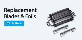 Replacement Foils & blades