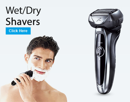 Wet / Dry Shavers