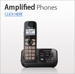 Panasonic Amplified Phones