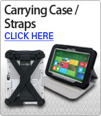 Carrying Case/Straps