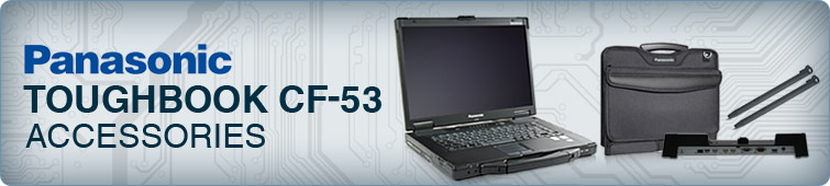 Toughbook CF-52 Accessories