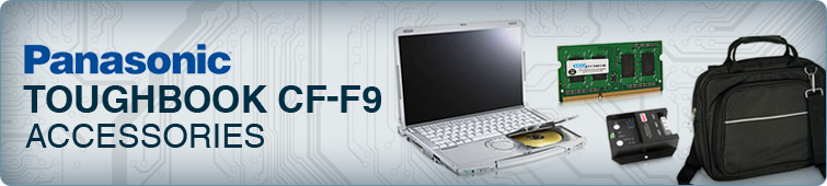 Toughbook CF-F9 Accessories