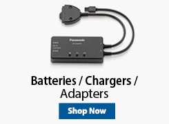 Batteries / Chargers / Adapters