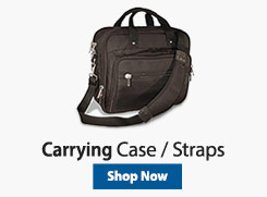 Carrying Case / Straps