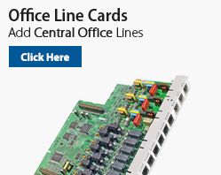 Office Line Cards