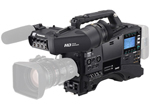 Panasonic BTS AG-HPX600PJB HD Camcorder w/ Viewfinder