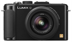 Panasonic DMC-LX7K 10.1 MP Digital Camera