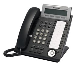 Panasonic Corded Business Phones panasonic kx dt343 black