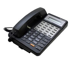 Panasonic Corded Business Phones panasonic kx t7030 black