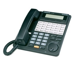 Panasonic Corded Business Phones panasonic kx t7433b