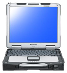 Panasonic BTS CF-30-R Fully Rugged Laptop