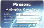 Panasonic BTS KX-NCS3704 4-Channel SIP-Extension Activation Key 11856-5