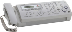 Panasonic Fax Accessories panasonic kx fp215