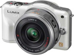Panasonic DMC-GF3XW-R Lumix Digital Camera