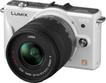 Panasonic DMC-GF2CW -R Lumix Digital Camera