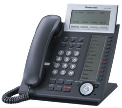Panasonic Corded Business Phones Panasonic KX NT366 R