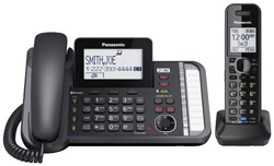 Panasonic Corded Phones KX TG9581B