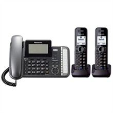 Panasonic Corded Phones panasonic kx tg9582b
