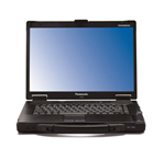 Panasonic BTS CF-52VDF131M 15.4-inch Semi- Rugged Laptop
