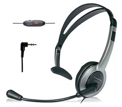 Panasonic Headsets panasonic kx tca430