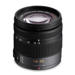 Panasonic H-FS014045 Panasonic Lumix G Vario Standard Zoom Lens 15135-18