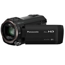 Panasonic Recreational Camcorders panasonic hc v770k