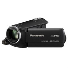 Panasonic Recreational Camcorders panasonic hc v160k