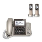 Click here for Panasonic KX-TGF352N-R 3 Handset Corded / Cordless... prices