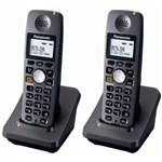 Panasonic KX-TGA600B-R (2-Pack) 5.8GHz Extra Handset / Charger