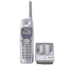 Panasonic 24GHz Cordless Phones KX TGA270