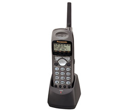 Panasonic 24GHz Cordless Phones KX TGA400