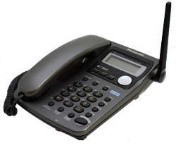 Panasonic 24GHz Cordless Phones KX TGA420