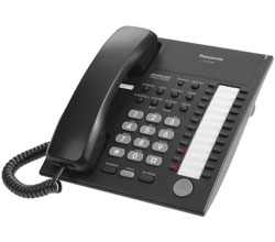 Panasonic KX T7700 Series Corded Phones KX T7720 bann