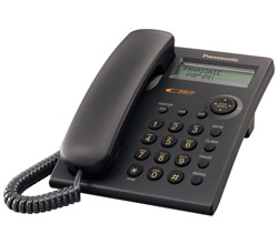 Panasonic Corded Wall Phones panasonic kx tsc11b