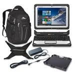 Panasonic BTS CF-20C5099KM-Bundle 10.1 Inch Fully Rugged Laptop