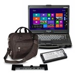Panasonic BTS CF-532JUBYCM Bundle 14-inch Semi-Rugged Laptop