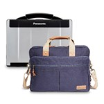 Panasonic BTS CF-532SLZYCM w\/ Brief Case 14-inch Semi-Rugged Laptop