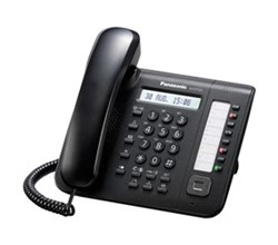Panasonic Corded Business Phones panasonic bts kx dt521 b