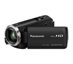 Panasonic Recreational Camcorders panasonic hc v180k