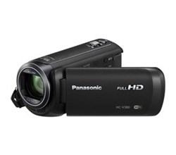 Panasonic Recreational Camcorders panasonic hc v380k