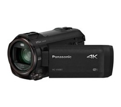 Panasonic Recreational Camcorders panasonic hc vx981k