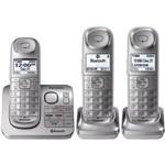 Panasonic KX-TGL463S 3 Handset Cordless Phone