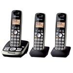 Panasonic KX-TG4223B 3 Handset Cordless Phone