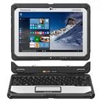 Panasonic BTS CF-20A5006KM 10.1-inch Fully Rugged Detachable Laptop