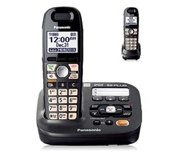 Panasonic Amplified Phones KX TG6592T