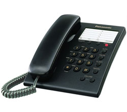 Panasonic Corded Phones panasonic kx ts550
